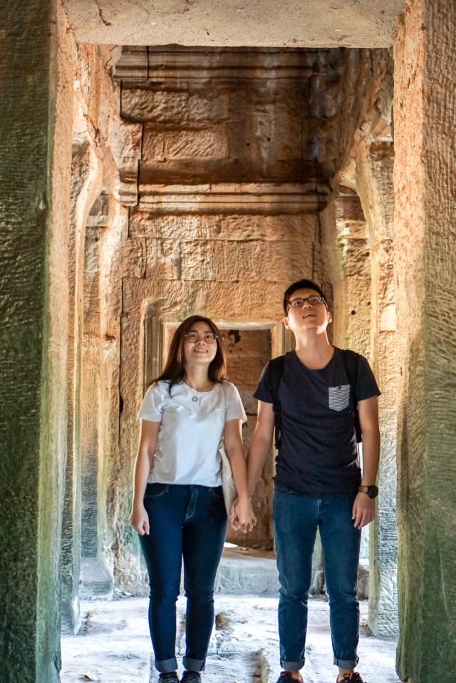 吴哥窟寺庙探索之旅