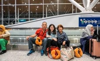 马汉航班飞行体验 | 马汉航班 – 马来西亚转飞土耳其 13小时45分钟飞行体验