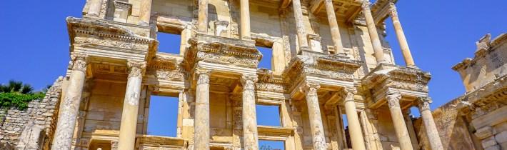 库萨达斯Kusadasi | 探索希拉罗马古城艾菲索斯Ephesus