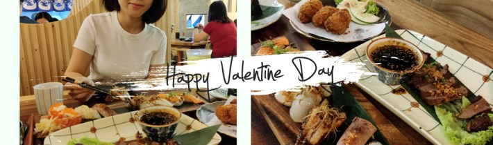 2021 情人节快乐 | SHIN SUSHI新寿司食评