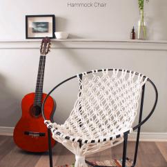 Macrame Hammock Chair Wood Floor Protectors For Chairs Diy Fish And Bull