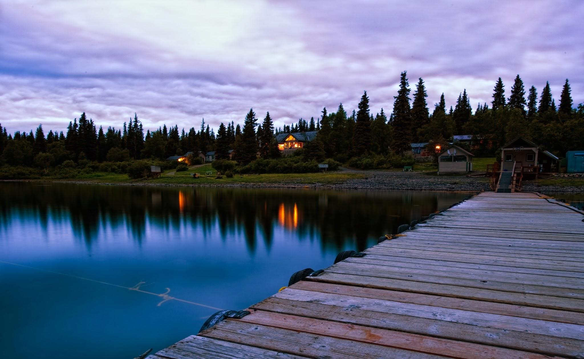 Bristol Bay Lodge  Alaskan Fishing Retreats Wilderness
