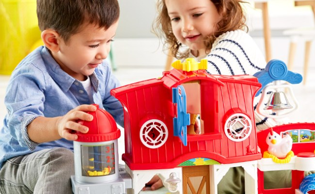 Toddler Toys And Gifts 2 To 3 Year Olds Fisher Price Us