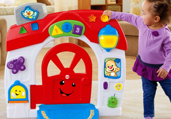 Fisher Price Smart Stages Chair
