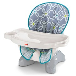 Fisher Price High Chair Seat Owl Mothercare Spacesaver Morning Fog Chairs Bjv38