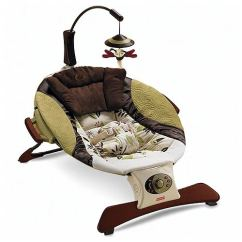 Baby Chair That Vibrates Wooden Lawn Chairs Plans Modern & Fresh: Zen Collection By Fisher Price - Celebrity Clothescelebrity Clothes