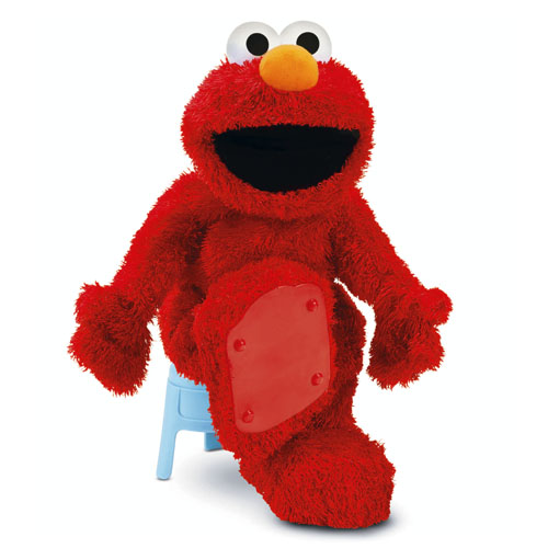 Fisher-Price Elmo Live Encore