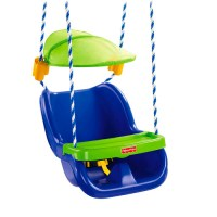 New Fisher Price Infant To Toddler Sunshield Swing w ...