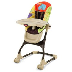 Rainforest Spacesaver High Chair Covers At Dunelm Rainforest™ Healthy Care™