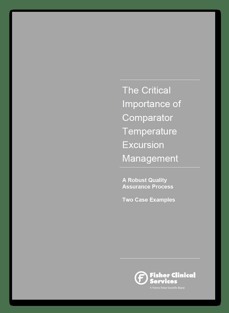 The Critical Importance of Comparator Temperature