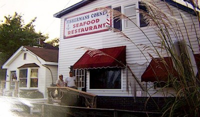 Fisherman's Corner Restaurant, Tangier Island, Virginia