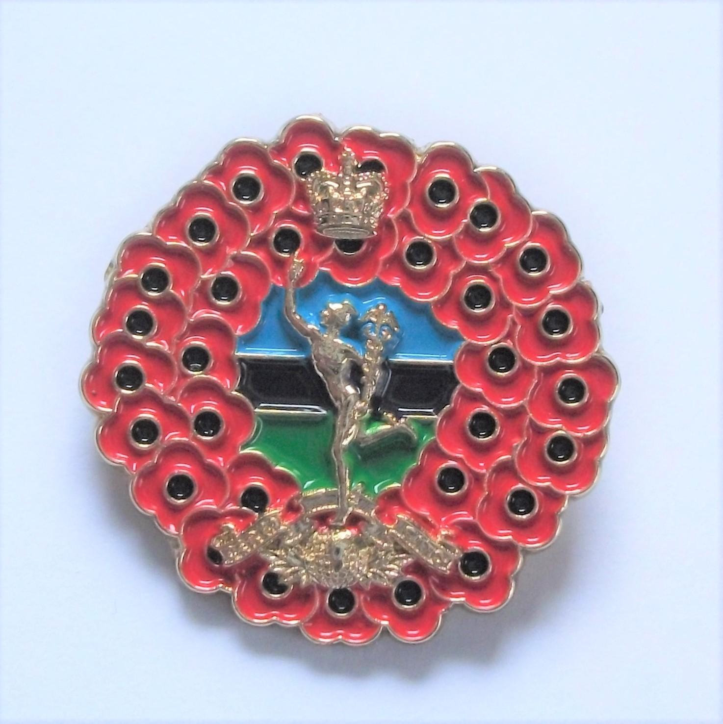 Royal Signals Badge 25mm 1 inch