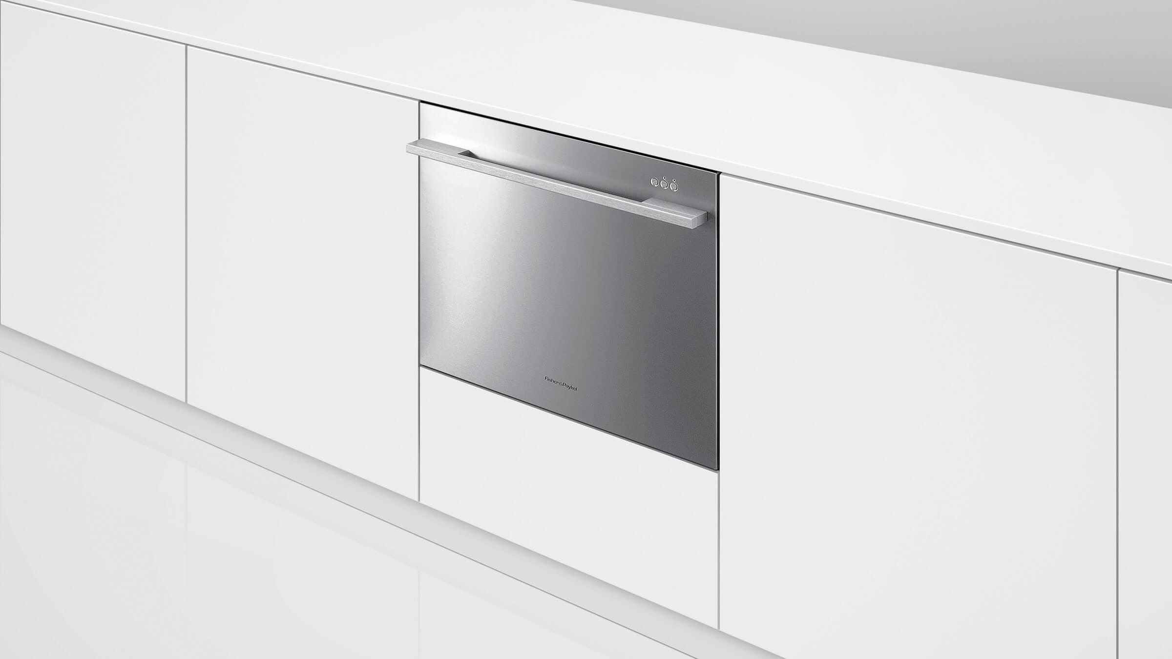 Plain Kitchenaid Dishwasher Drawers Slow Cook Warming Drawer To ...