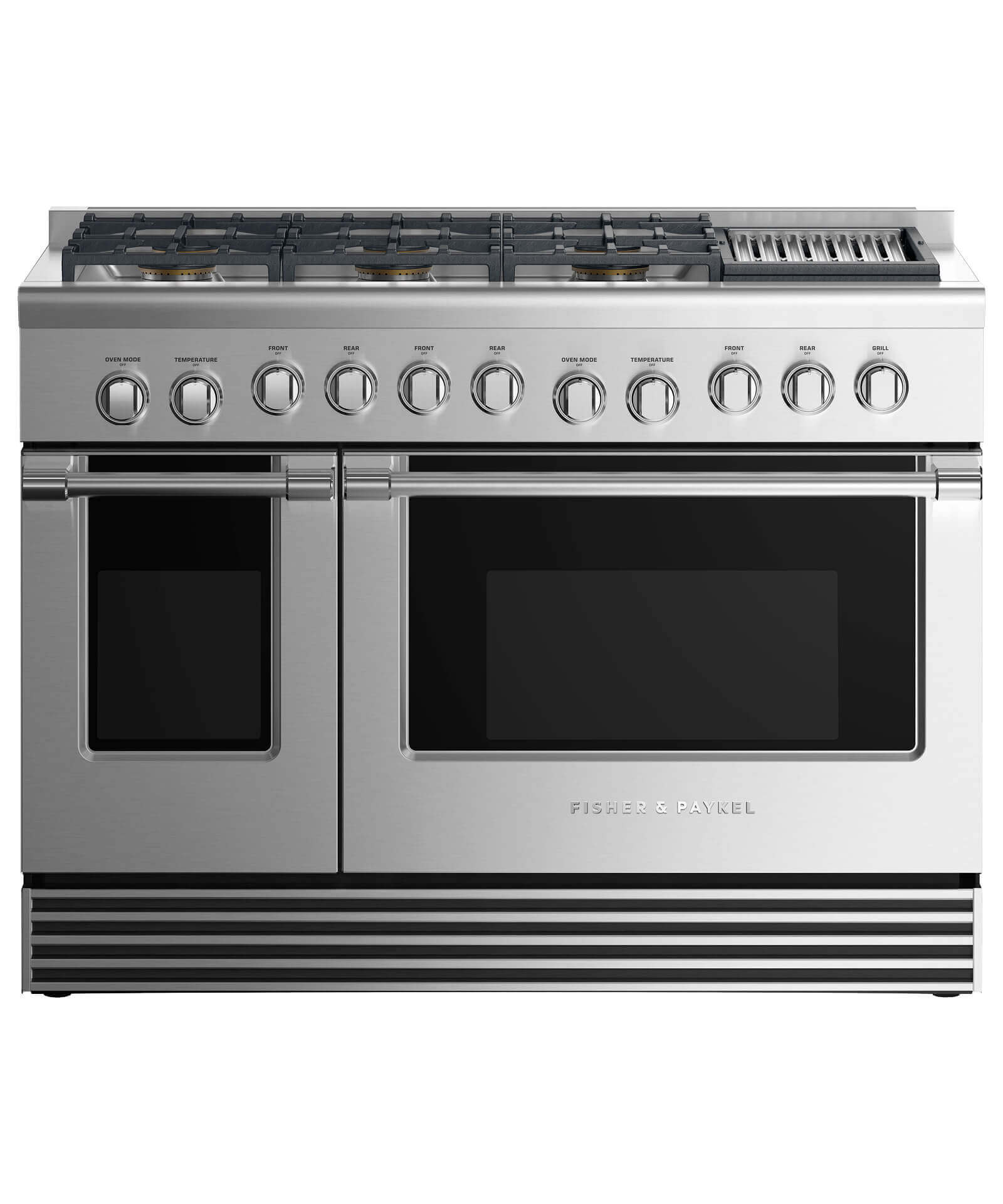 kitchen ranges two seat table rdv2 486gl l n 48 gas range 6 burners with grill fisher paykel us dual fuel