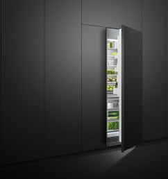 column refrigerators freezers with variable temperature zones [ 1280 x 720 Pixel ]