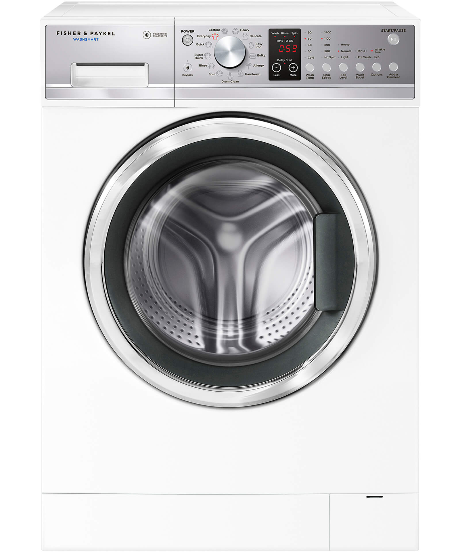 hight resolution of wh8560p2 washsmart 8 5kg 93254