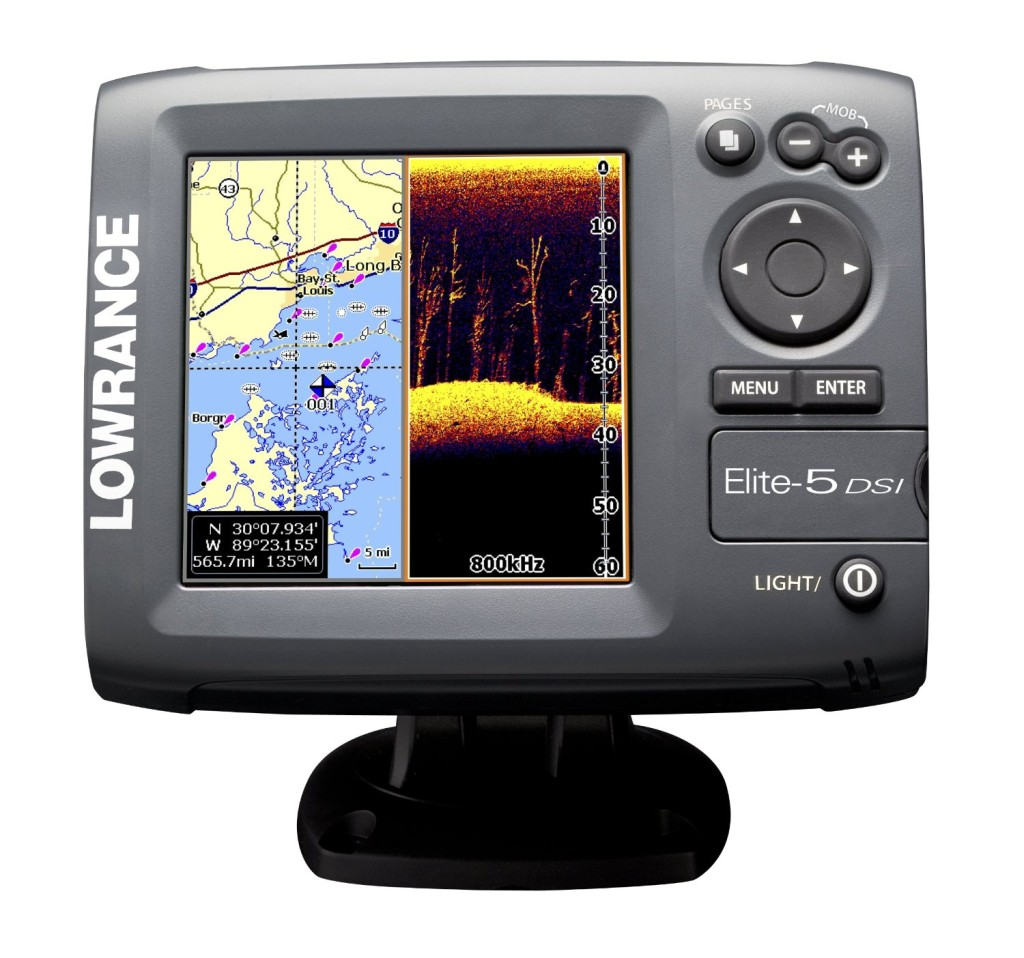 Lowrance Elite 5 DSI Review  Fish Finder Guy