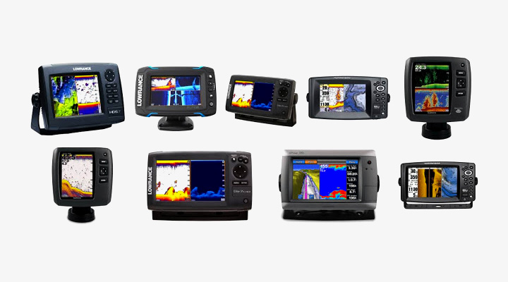 Choosing the perfect Screen for your FishFinder