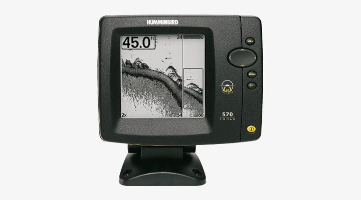 Humminbird 541 550 560 561 570 & di cd-rom fishfinder operations.