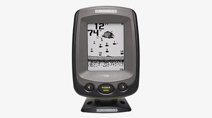 Humminbird PiranhaMAX 150 Waterproof FishFinder Review