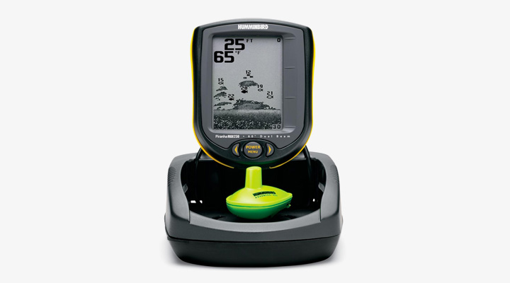 Humminbird PiranhaMax 230 PT Portable FishFinder Review
