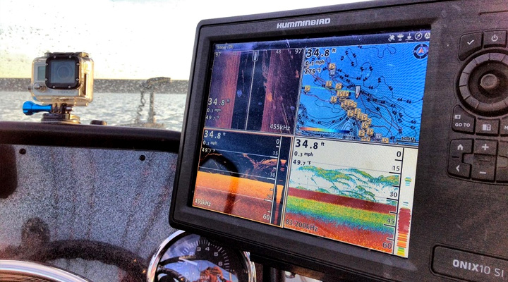 Finding The Best GPS Fish Finder