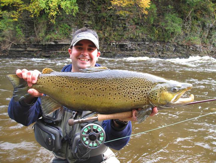salmon river fisherman - fish finder