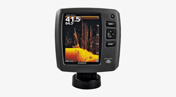 Garmin Echo 551DV FishFinder Review
