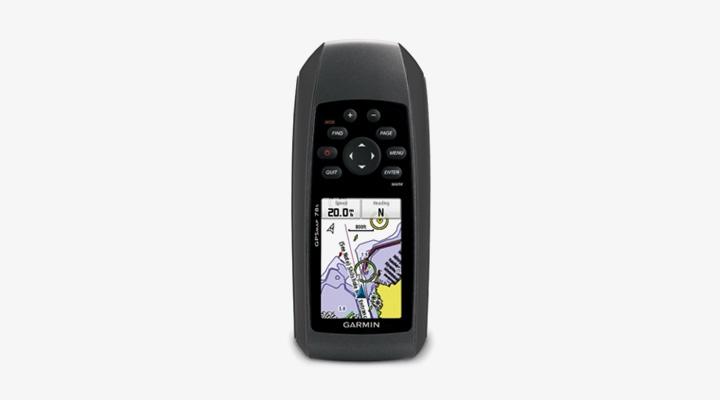 Garmin GPSMAP 78Sc Portable Fish Finder