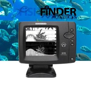 humminbird 570 fish finder