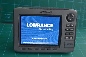 lowrance hds 8 fish finder
