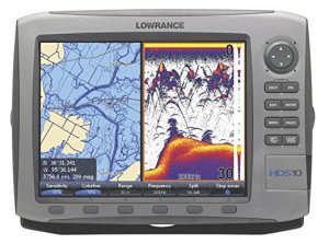 Lowrance HDS-10Fish finder / GPS Chartplotter