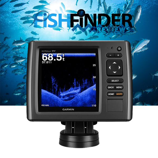 Garmin echoMAP 54dv fish finder reviews