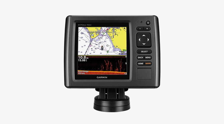 Garmin EchoMAP CHIRP 54dv Fish Finder Review