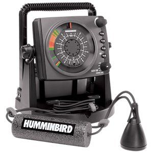humminbird ice-35 portable flasher