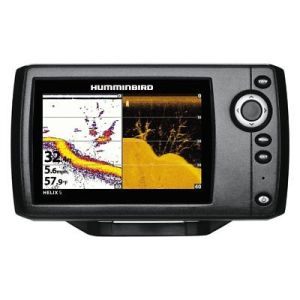 Humminbird 409600-1 HELIX 5 DI Fish Finder with Down Imaging