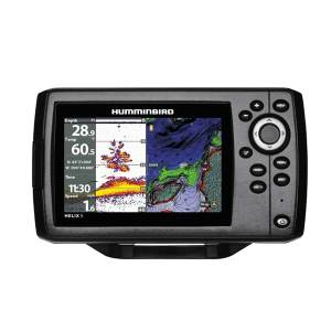 Humminbird 409590-1 HELIX 5 Fish Finder