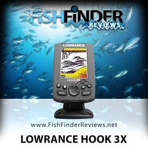 Lowrance Hook 3x
