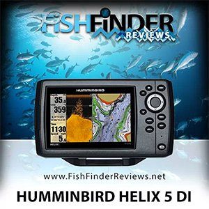 Humminbird Helix 5 DI fish locator