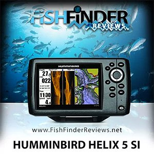 humminbird helix 5 fish locator