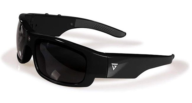 GoVision Pro 3 Ultra 1080p HD Camera Fishing Sunglasses