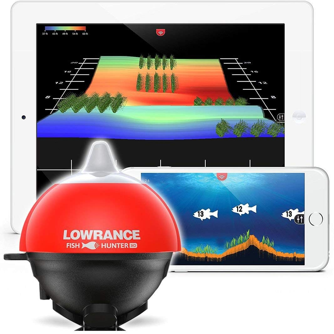 Lowrance FishHunter Castable Sonar Review  FishFindersinfo