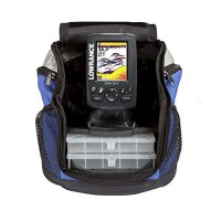 Lowrance 000-11673-001 Elite-3X All Season Portable Pack