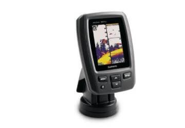 Garmin Echo 301dv, Garmin Echo 301dv review
