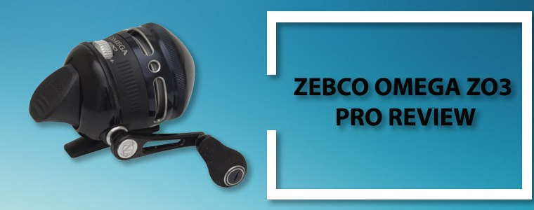 Zebco Omega ZO3 Pro Review