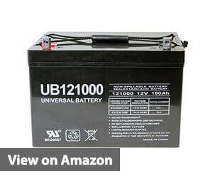 12V 100Ah Battery for Minn Kota