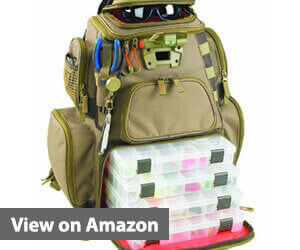 Wild River CLC WT3604 Lighted Backpack