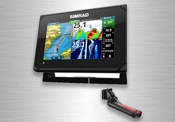 Simrad GO7 XSE, Simrad GO7 XSE review