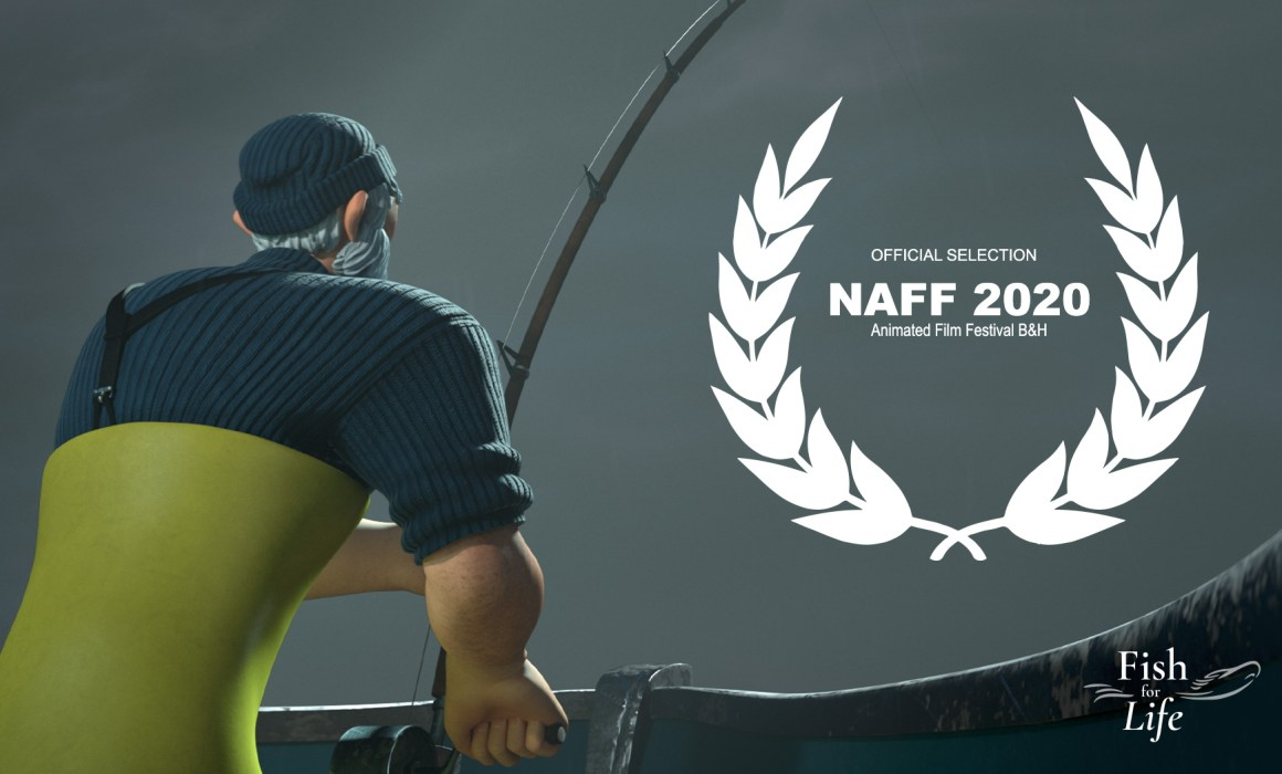 Fish for Life at Neum Animated Film Festival 2020 – finalist