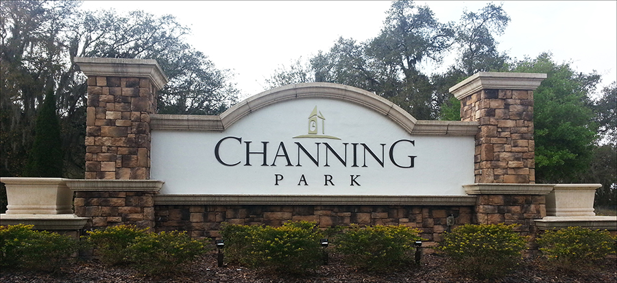 Channing Park Community in Lithia Florida